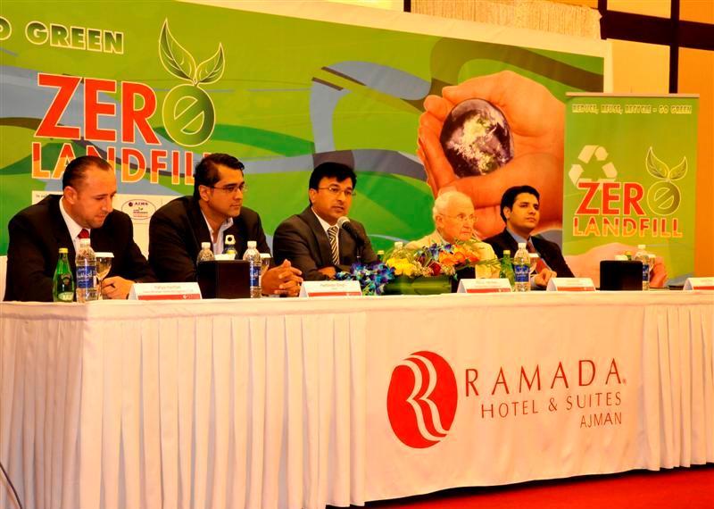 Ramada-Hotel-Suites-Ajman-launches-Waste-Treatment-Unit
